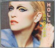 HOLLYWOOD - UK CD SINGLE (W614CD1)